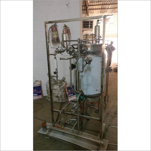 Stainless Steel Fermenter Machine Repairing Service