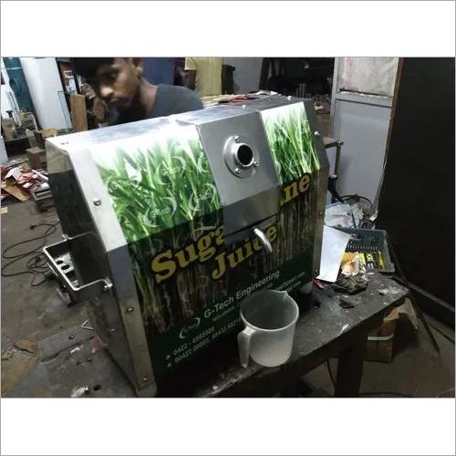 Table top Sugarcane Juicer Machine