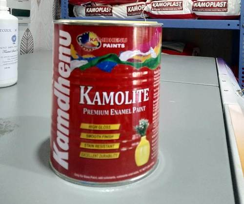 Premium Enamel Paints