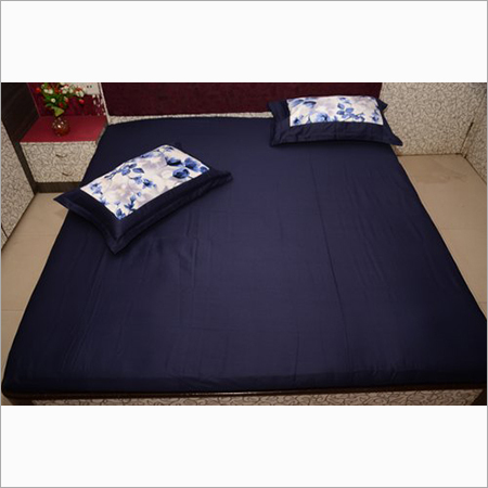 Plain Cotton Coloured Bedsheets