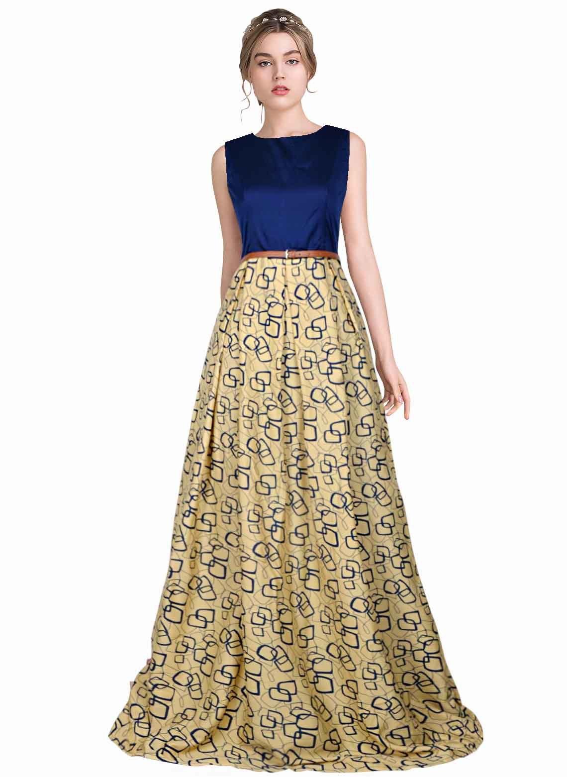 Mentosh Gown