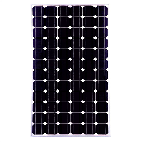 Commercial Monocrystalline Solar Panel
