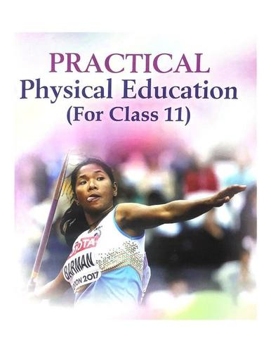 Practical Physical Education Book For CBSE  Class 11th