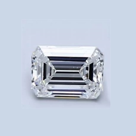 CVD Diamond 1.14ct E VS1 Emerald Shape IGI Certified Stone