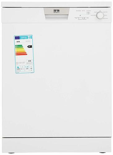 IFB Neptune FX Fully Electronic Dishwasher (12 Place Settings, White)