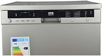 IFB Neptune VX Fully Electronic Dishwasher (12 Place Settings, Dark Silver)