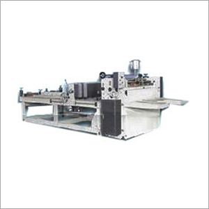 Automatic Corrugated Box Pasting Machine