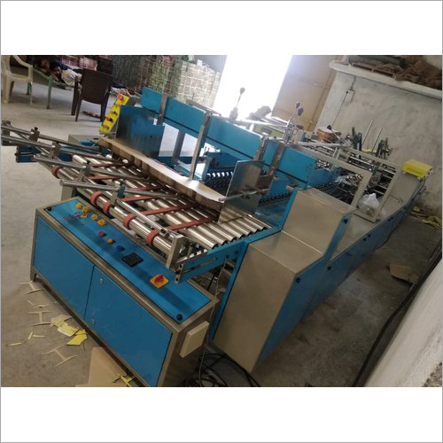 Industrial Corrugated Box Pasting Machine