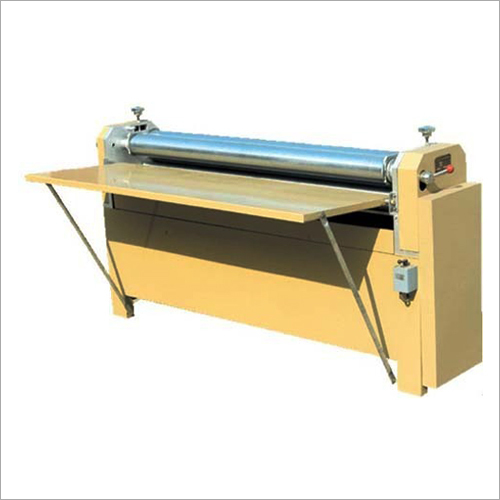 Cardboard Pasting Machine