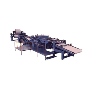 Industrial Paper Converting Machine