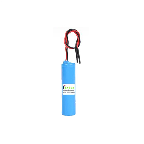 3.7v 2200mAh Li-ion Battery Pack