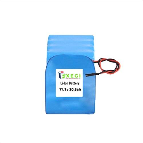 11.1v 20800mAh Li-ion Battery Pack