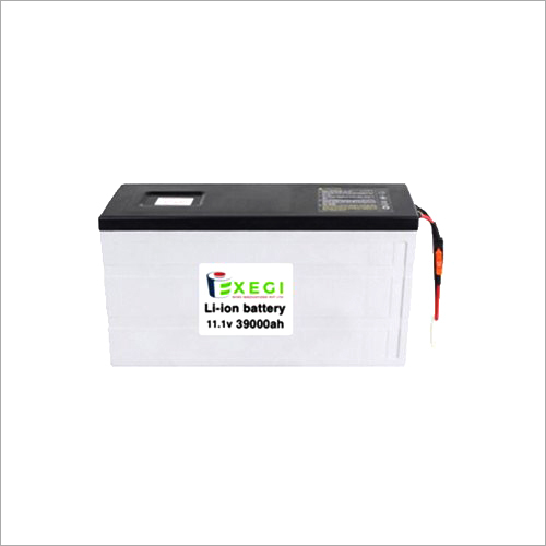 11.1v 39000mAh Li-ion Battery Pack