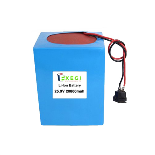 25.9v 20800mAh Li-ion Battery Pack