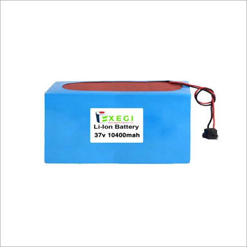 37v 10400mAh Li-ion Battery Pack
