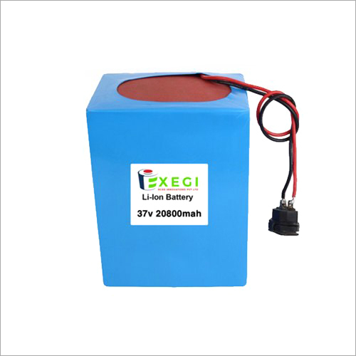 37v 20800mAh Li-ion Battery Pack