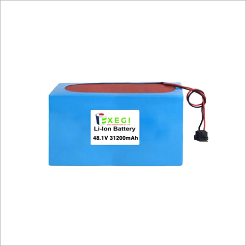 48.1v 31200mAh Li-ion Battery Pack