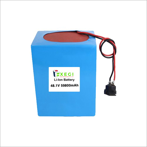 48.1v 59800mAh Li-ion Battery Pack
