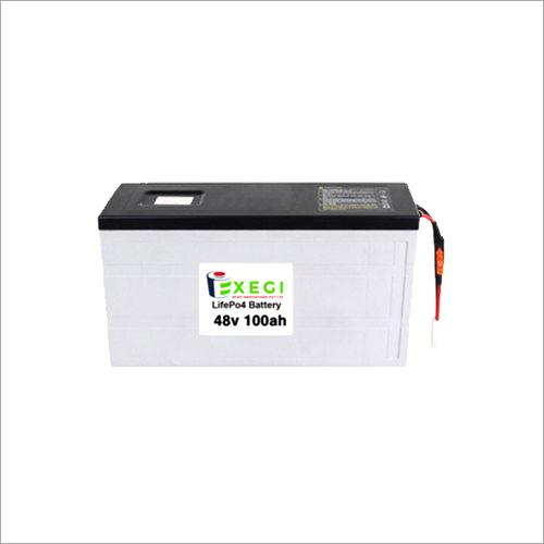 48v 100Ah LiFePO4 Battery Pack