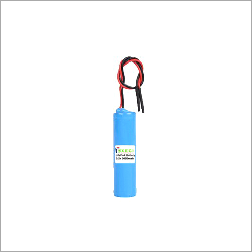 3.2v 3000mAh LiFePO4 Battery Pack