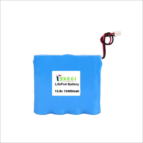 12.8v 12400mAh LiFePO4 Battery Pack