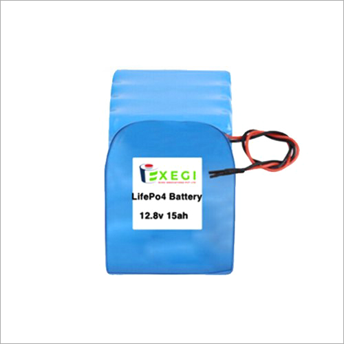 12.8v 15000mAh LiFePO4 Battery Pack