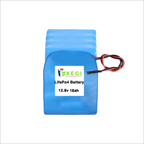 12.8v 18000mAh LiFePO4 Battery Pack