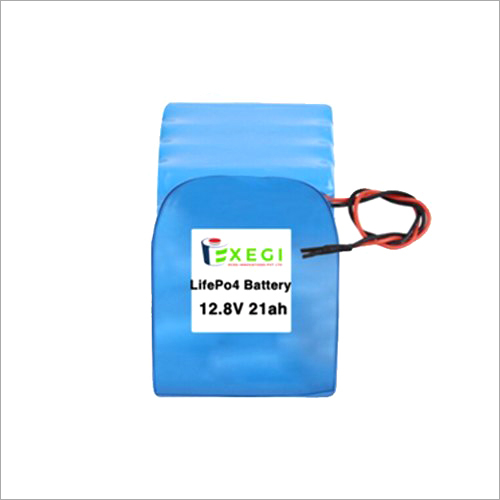 12.8v 21000mAh LiFePO4 Battery Pack