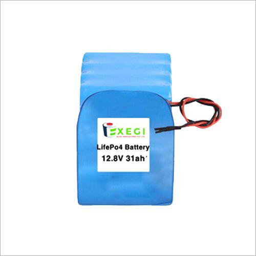 12.8v 31000mAh LiFePO4 Battery Pack