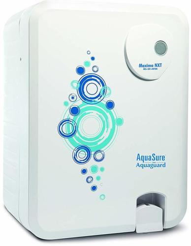 Eureka Forbes Aquasure Maxima NXT RO + UV + MTDS Water Purifier, White