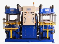 Industrial Hydraulic Rubber Moulding Press Machine
