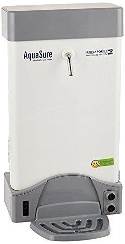 Eureka Forbes Aquasure from Aquaguard Aquaflo DX 18-Watt UV Water Purifier, White
