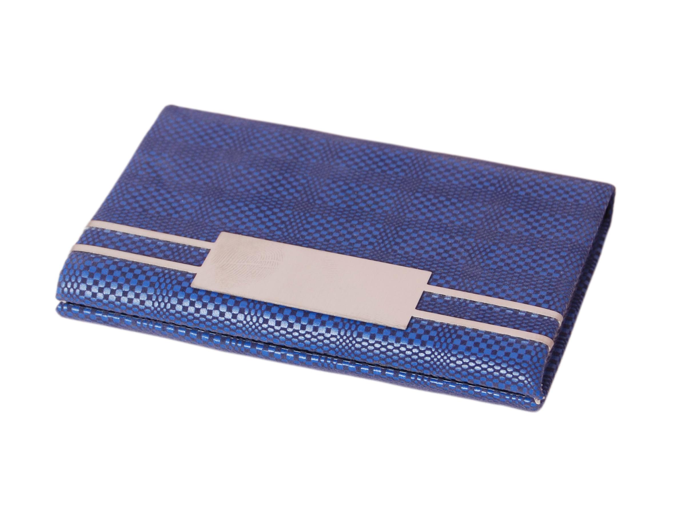 AV Enterprises Leatherite Card Holder