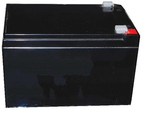 Black SMF Battery