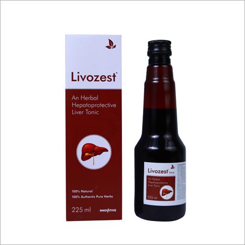 Livozest Herbal Hepatoprotective Liver Tonic