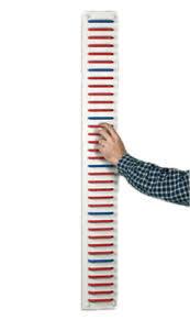 Wooden Finger Ladder Bar