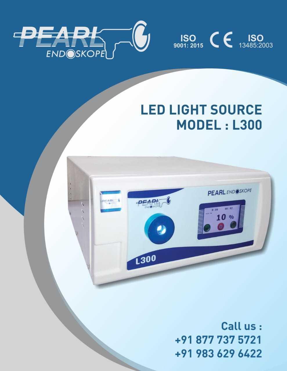 Pearl Endoskope Light Source