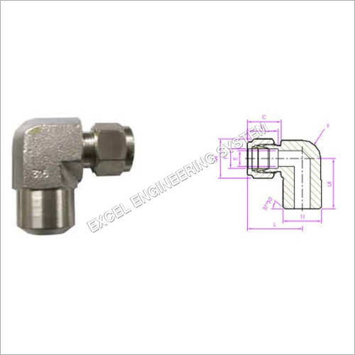 Male Pipe Weld Elbow