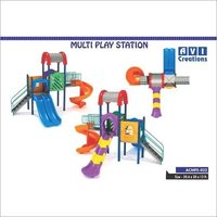 Plastic Multi Play Stations