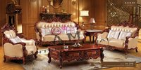 traditional design sofa set