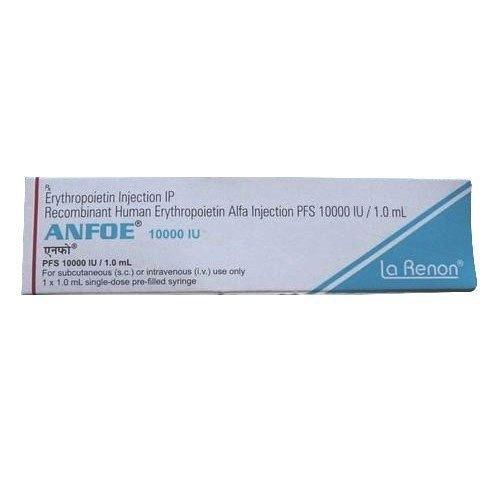 INJ ANFOE 10000 PFS