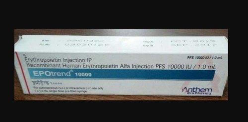 INJ EPOTREND 10000 PFS