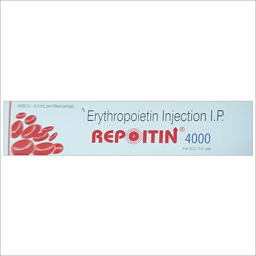 REPOITIN Erythropoietin Injection 4000 PFS