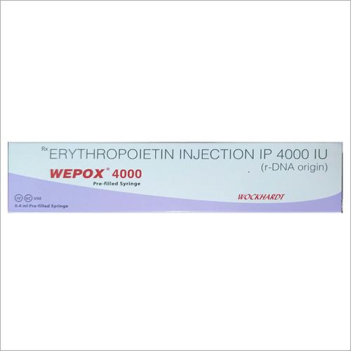 WEPOX Erythropoietin Injection
