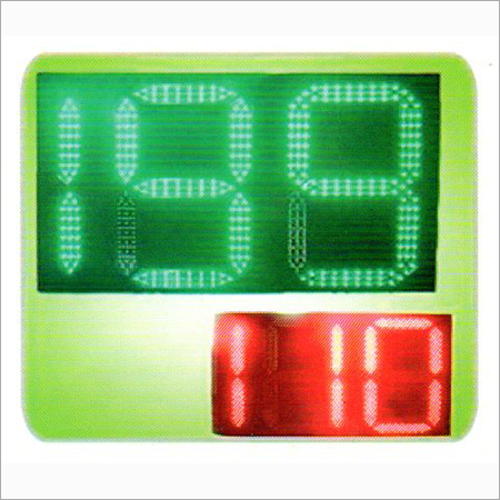 Traffic Countdown Timer