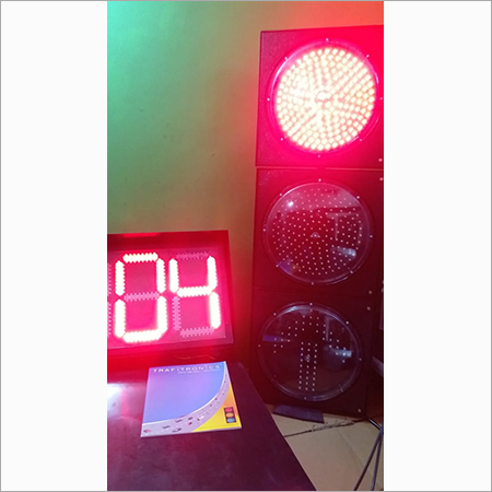 Road Traffic Signal Countdown Timer