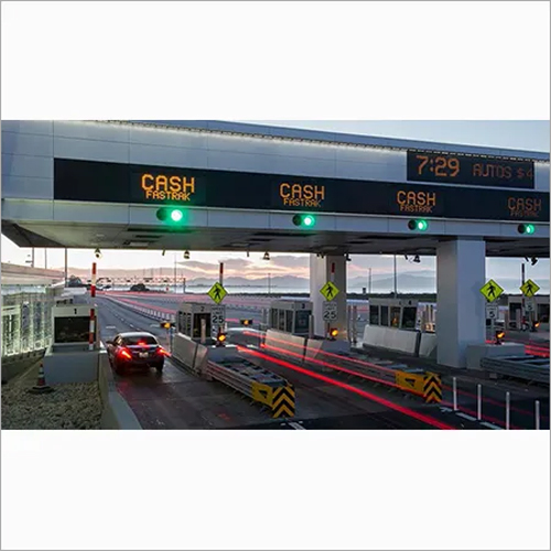 Traffic Signals for Toll Plaza