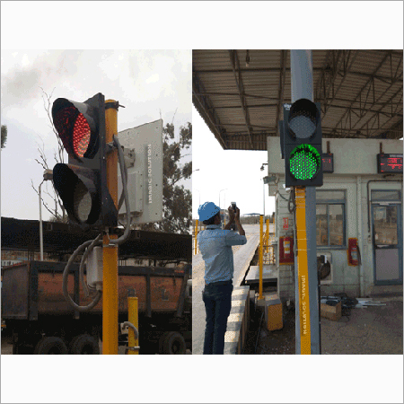 Weighbridge Traffic Light Signal