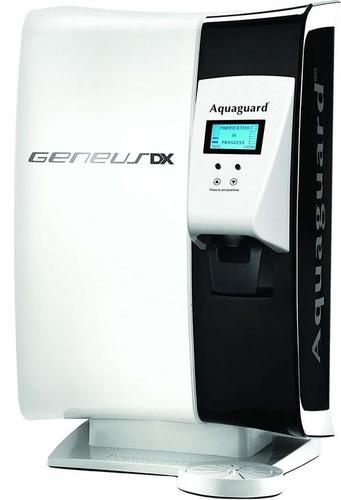 Eureka Forbes Aquaguard Geneus DX Water Purifier, White & Black