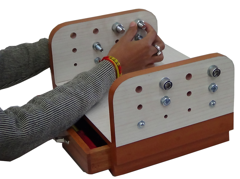 EQUILIBRIUM BOARD (Rocker, Rectangular, 45x60x15cm)